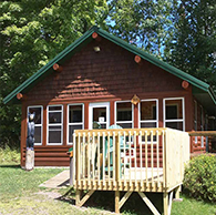 Lake Cabin Rentals in Hayward, Wisconsin
