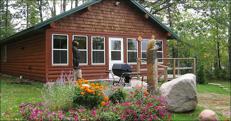 Hayward Wisconsin Cabin Rentals Rates Moose Lake Wi Resort Cabins