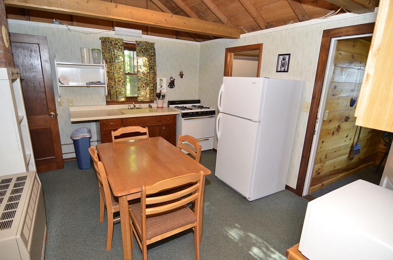 Cabin 4 Critter Cabin Rental